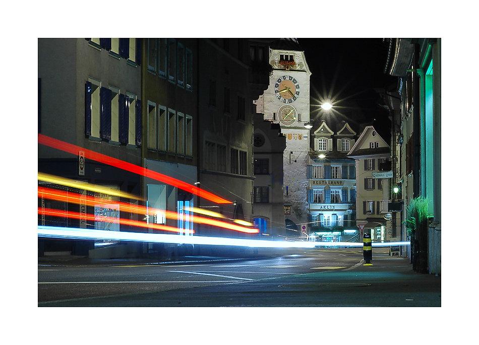 Zug by night